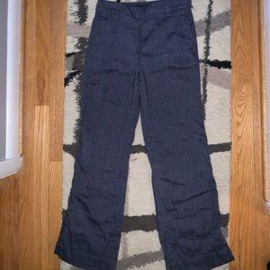 ann taylor work pants